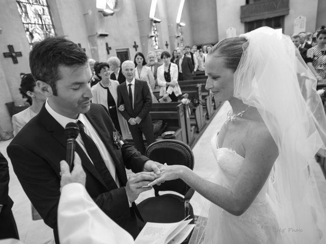 Le mariage de Paul et Julie à Neufchâteau, Vosges 44