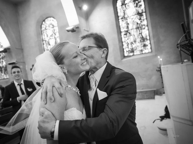 Le mariage de Paul et Julie à Neufchâteau, Vosges 53