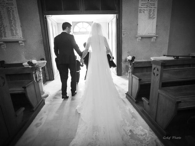 Le mariage de Paul et Julie à Neufchâteau, Vosges 55