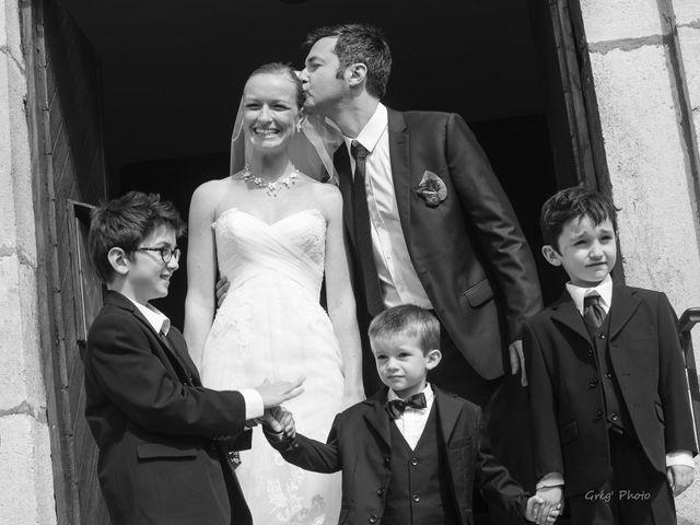 Le mariage de Paul et Julie à Neufchâteau, Vosges 56
