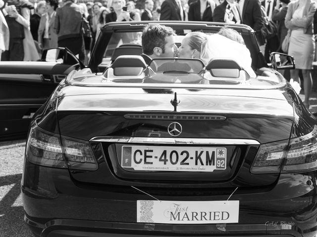 Le mariage de Paul et Julie à Neufchâteau, Vosges 57