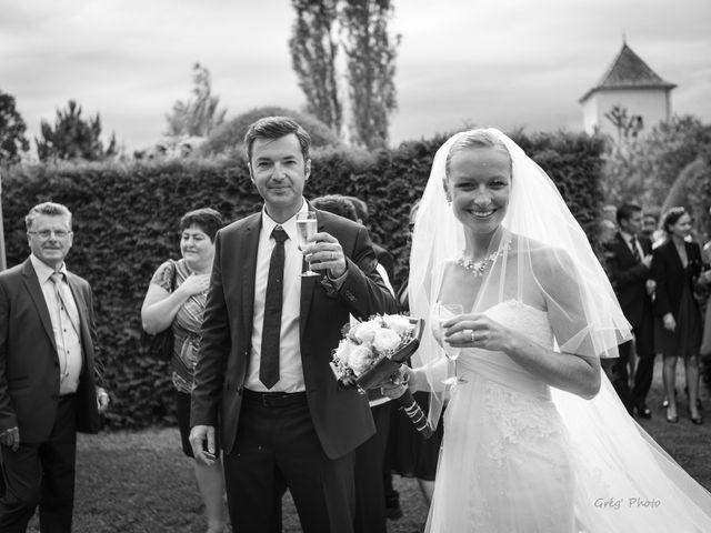 Le mariage de Paul et Julie à Neufchâteau, Vosges 58