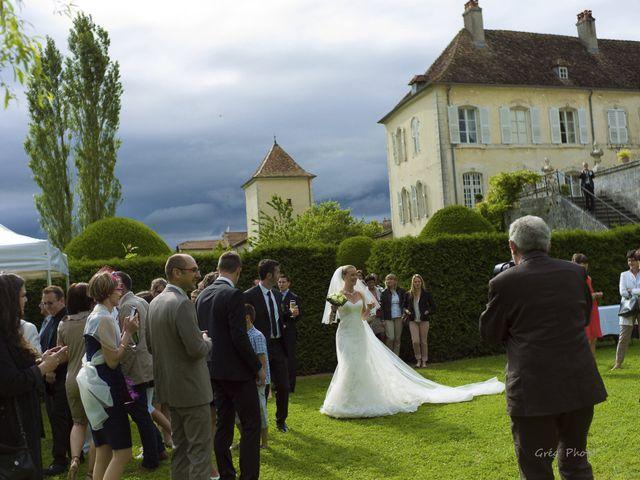 Le mariage de Paul et Julie à Neufchâteau, Vosges 59