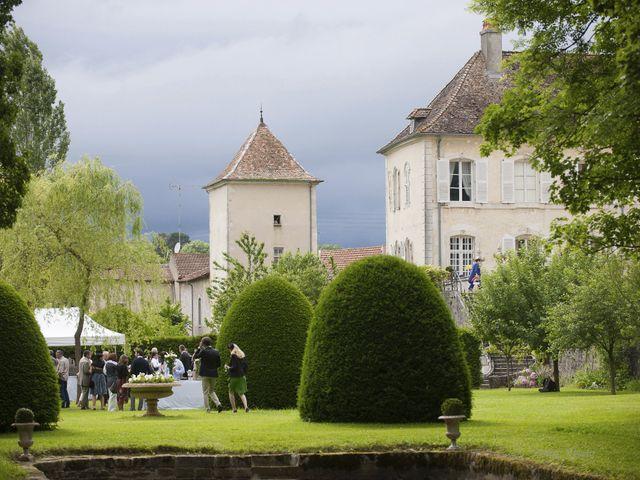 Le mariage de Paul et Julie à Neufchâteau, Vosges 61