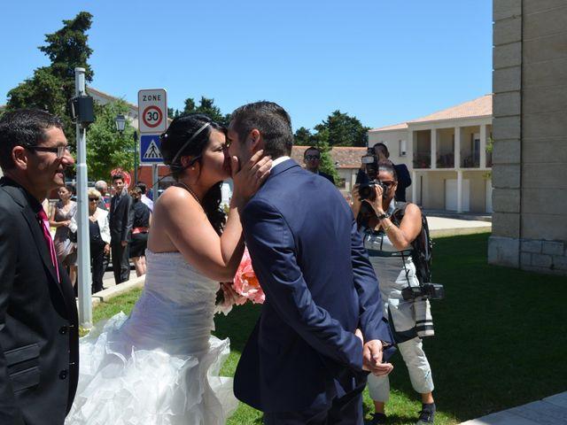 Le mariage de Renaud  et Ludivine à Nîmes, Gard 2