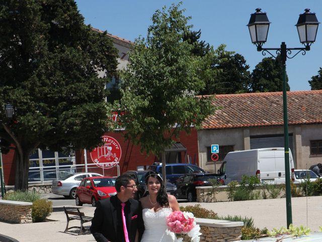 Le mariage de Renaud  et Ludivine à Nîmes, Gard 7