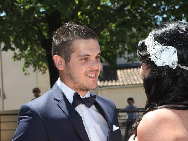 Le mariage de Renaud  et Ludivine à Nîmes, Gard 8