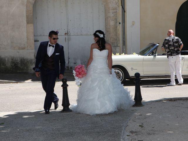 Le mariage de Renaud  et Ludivine à Nîmes, Gard 12