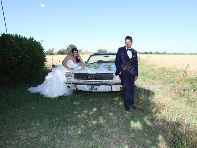 Le mariage de Renaud  et Ludivine à Nîmes, Gard 19