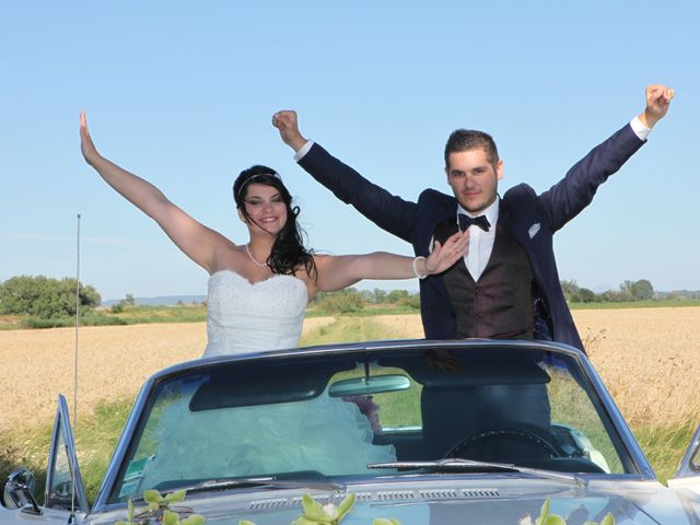 Le mariage de Renaud  et Ludivine à Nîmes, Gard 20