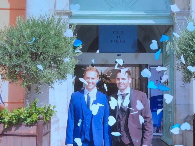 Le mariage de Alexandre  et Mathieu à Fréjus, Var 6