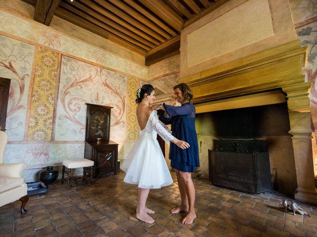 Le mariage de Fred et Karine à Bagnols, Rhône 7