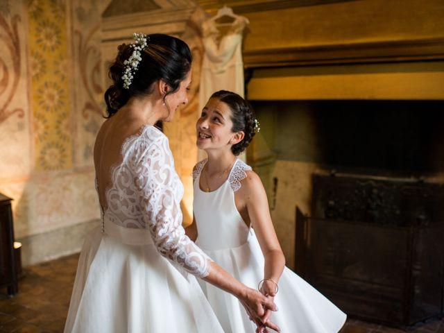 Le mariage de Fred et Karine à Bagnols, Rhône 8