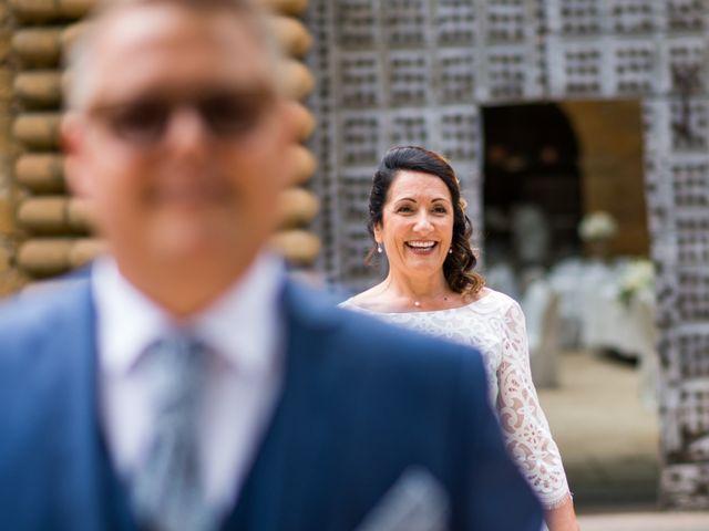 Le mariage de Fred et Karine à Bagnols, Rhône 9