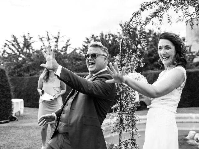 Le mariage de Fred et Karine à Bagnols, Rhône 10