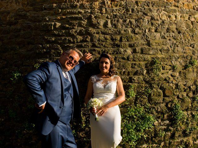 Le mariage de Fred et Karine à Bagnols, Rhône 11