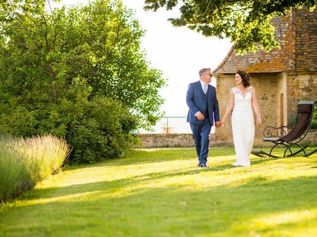 Le mariage de Fred et Karine à Bagnols, Rhône 14