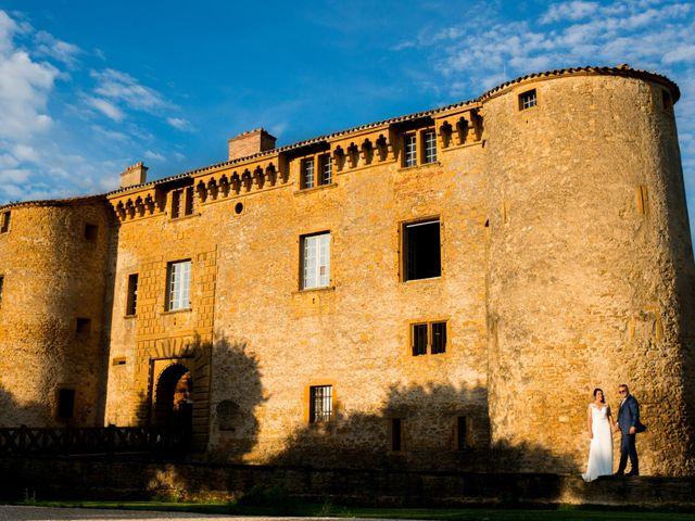 Le mariage de Fred et Karine à Bagnols, Rhône 15
