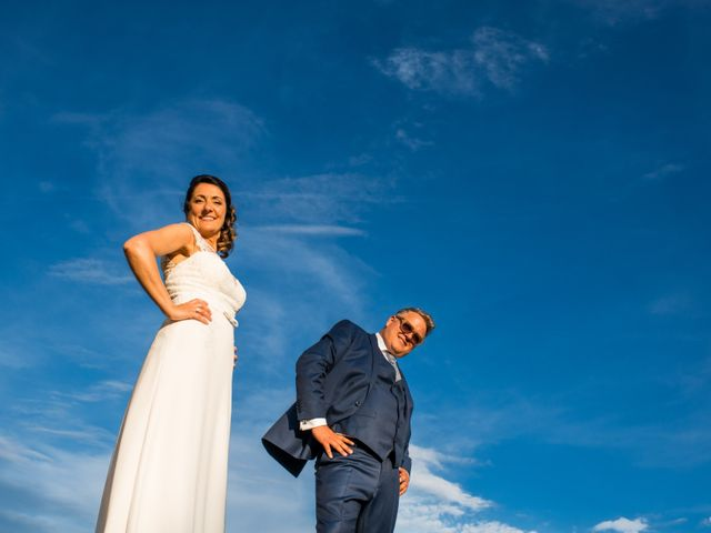 Le mariage de Fred et Karine à Bagnols, Rhône 16
