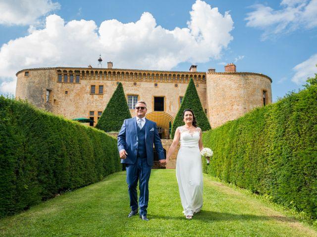 Le mariage de Fred et Karine à Bagnols, Rhône 17