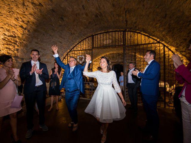 Le mariage de Fred et Karine à Bagnols, Rhône 18