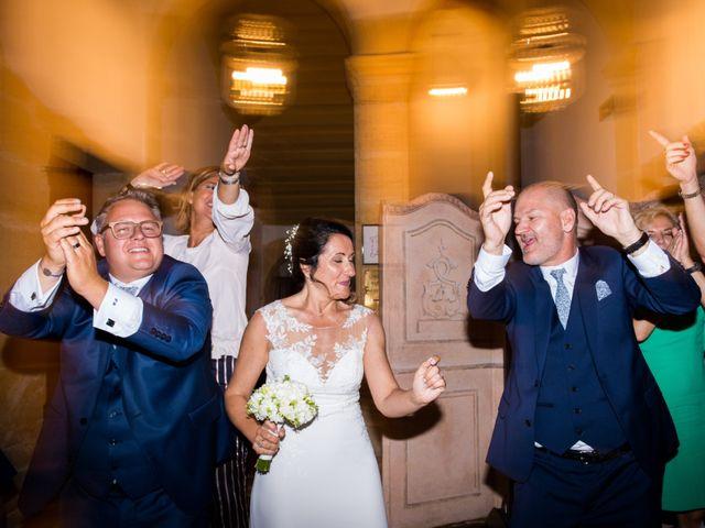 Le mariage de Fred et Karine à Bagnols, Rhône 19