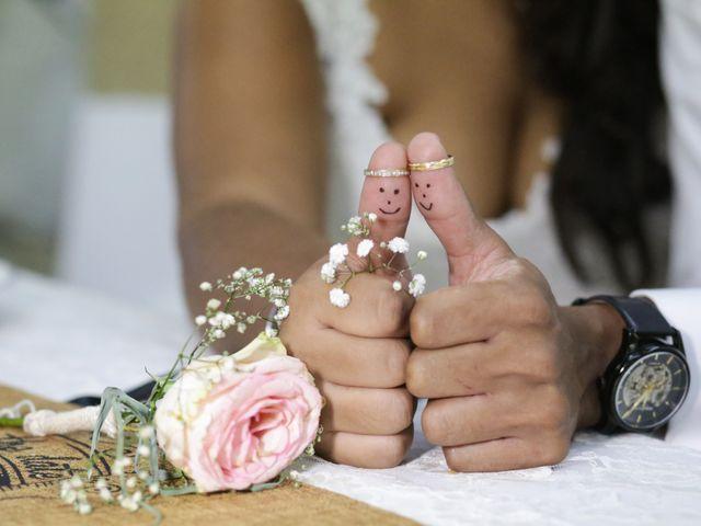 Le mariage de Bertrand et Marine à Le Tampon, La Réunion 5