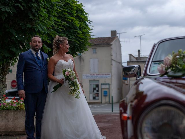 Le mariage de Stéphanie et Laurent