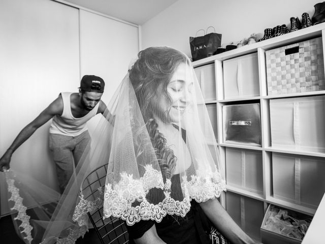 Le mariage de Morad et Karine à Lyon, Rhône 5