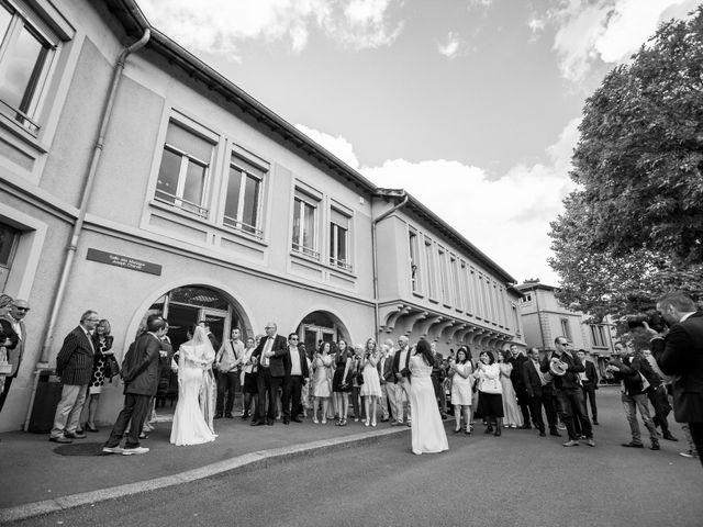 Le mariage de Morad et Karine à Lyon, Rhône 21