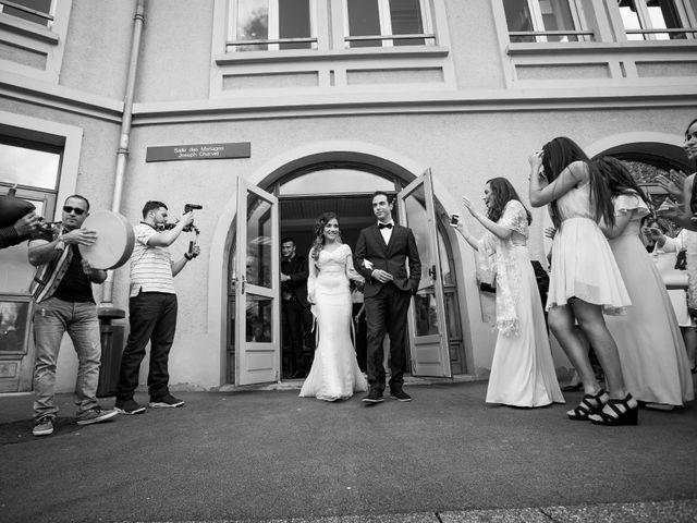 Le mariage de Morad et Karine à Lyon, Rhône 25
