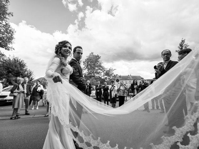 Le mariage de Morad et Karine à Lyon, Rhône 28