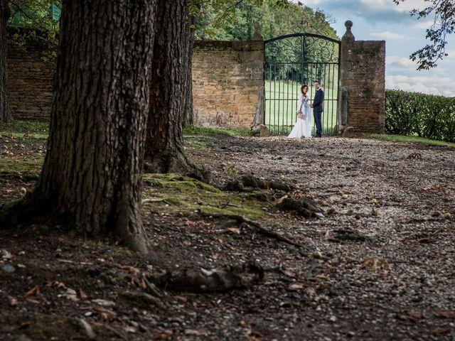 Le mariage de Morad et Karine à Lyon, Rhône 1