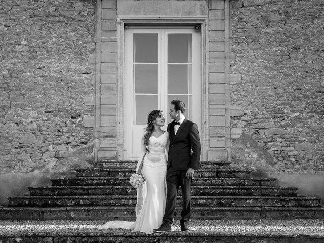 Le mariage de Morad et Karine à Lyon, Rhône 35