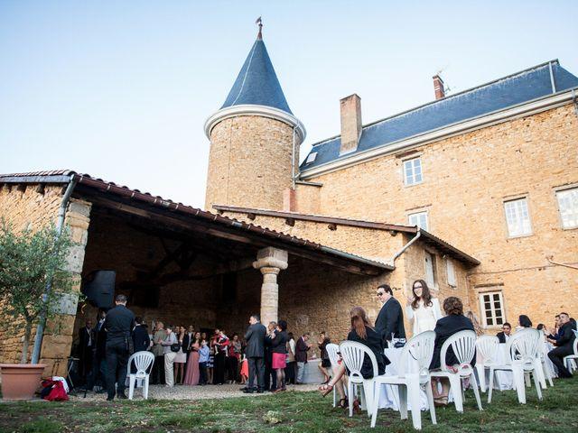 Le mariage de Morad et Karine à Lyon, Rhône 36