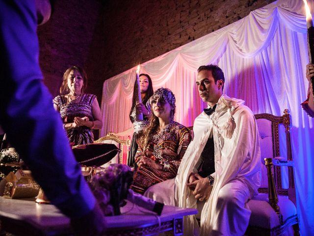 Le mariage de Morad et Karine à Lyon, Rhône 44