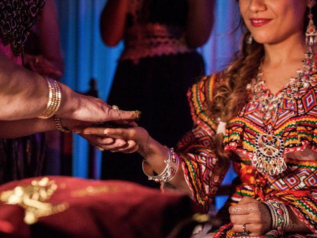 Le mariage de Morad et Karine à Lyon, Rhône 46