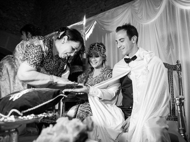 Le mariage de Morad et Karine à Lyon, Rhône 47