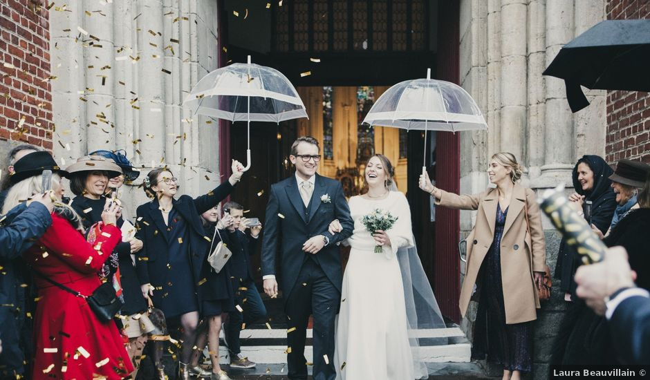 Le mariage de Quentin et Margaux à Tourcoing, Nord