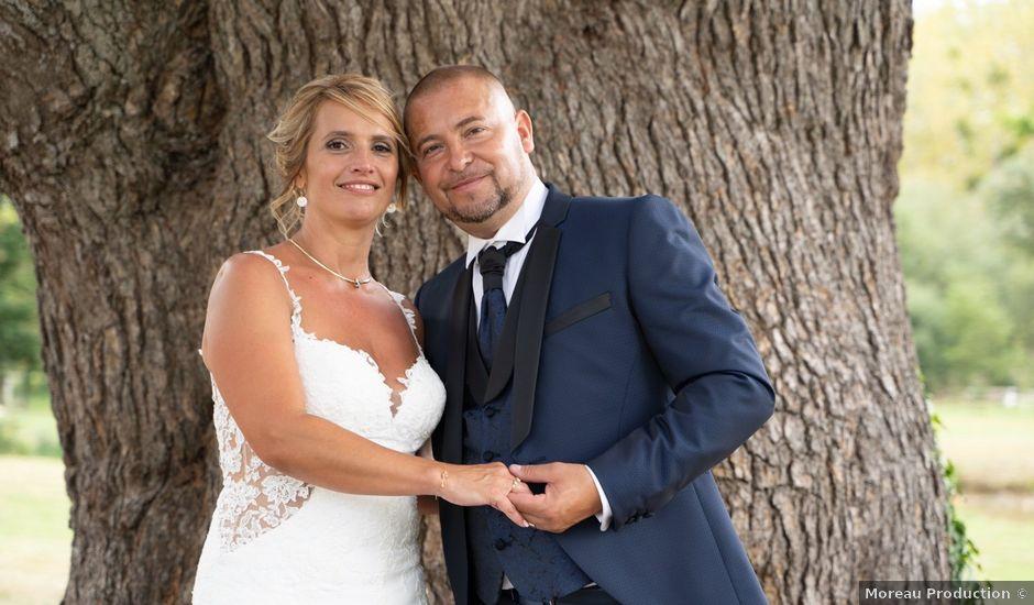 Le mariage de Sylvain et Floriane à Maxent, Ille et Vilaine