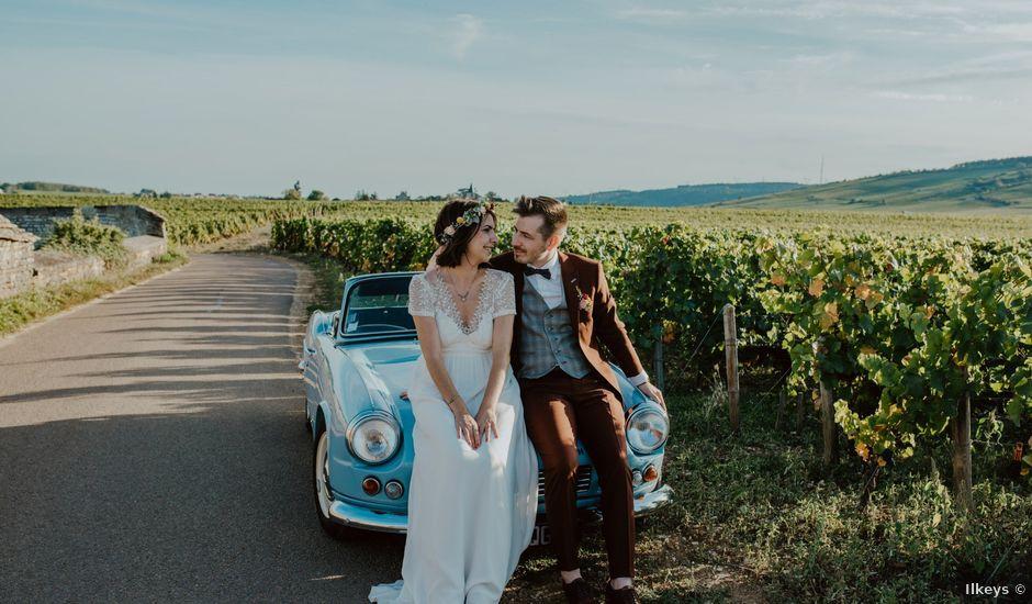 Le mariage de Benjamin et Alicia à Dijon, Côte d'Or