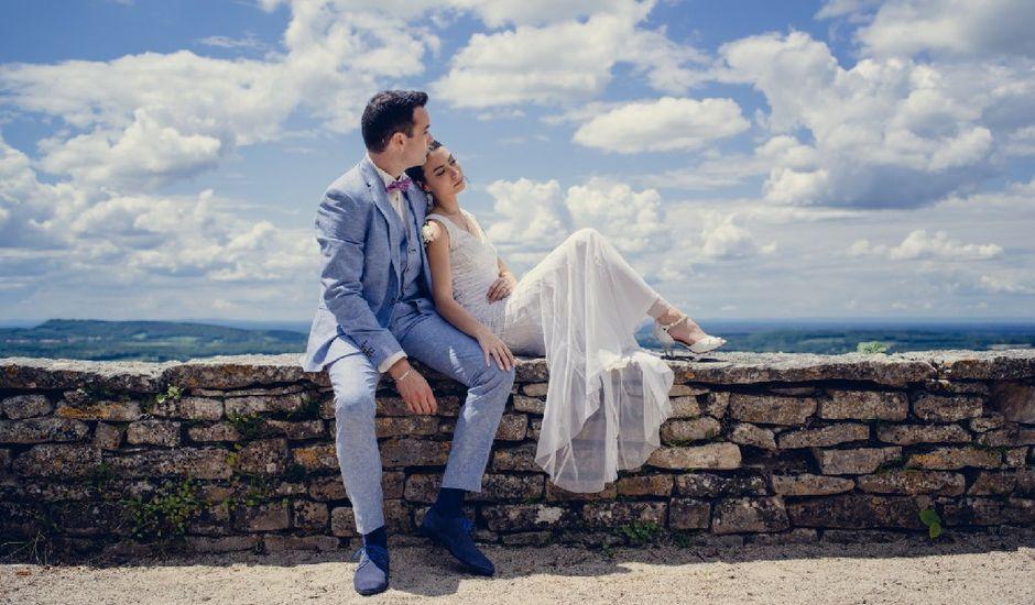 Le mariage de Jean Sébastien et Maëva à Poligny, Jura