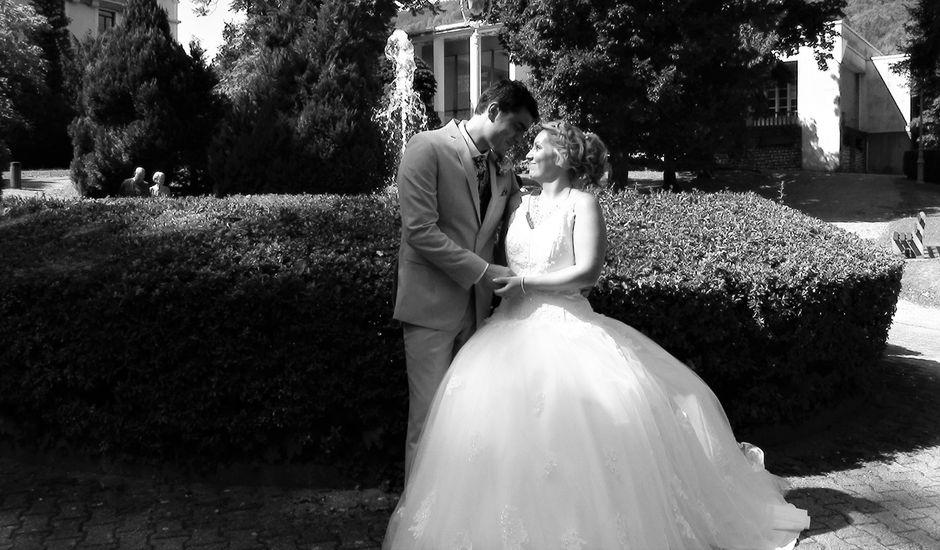 Le mariage de Aurélie et Anthony à Allevard, Isère