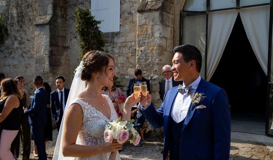 Le mariage de David et Laurie à Buzancy, Aisne