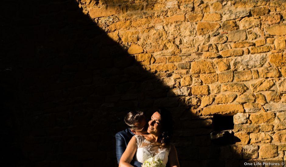 Le mariage de Fred et Karine à Bagnols, Rhône