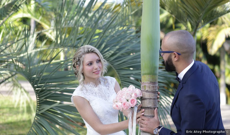 Le mariage de Bertrand et Marine à Le Tampon, La Réunion