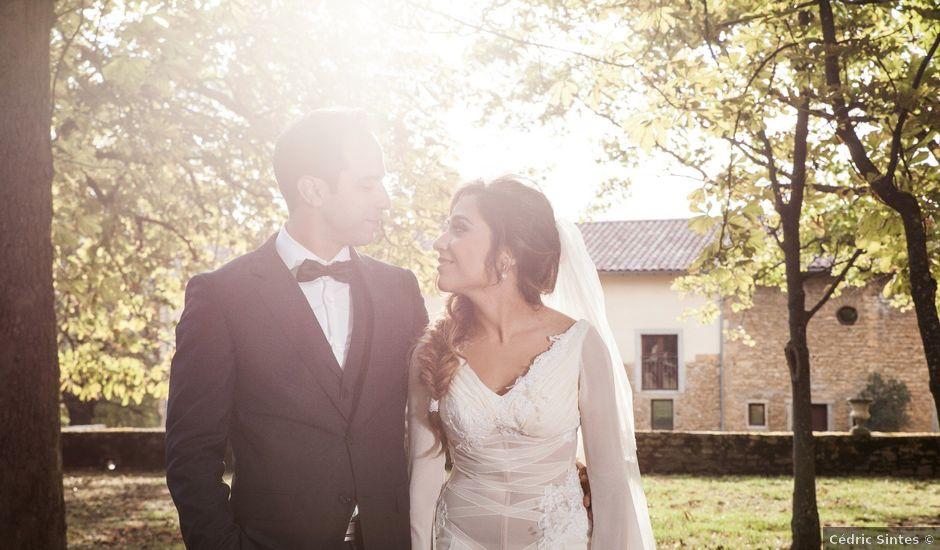 Le mariage de Morad et Karine à Lyon, Rhône