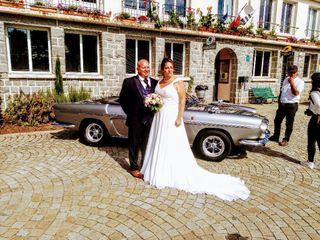 Le mariage de Jessica et Marc