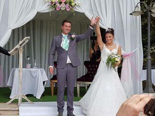 Le mariage de Sofia et Jean-Baptiste