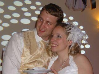Le mariage de Christophe et Véronique